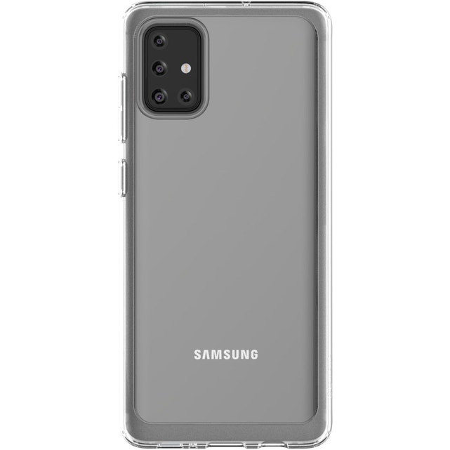 Coque transparente Galaxy A71