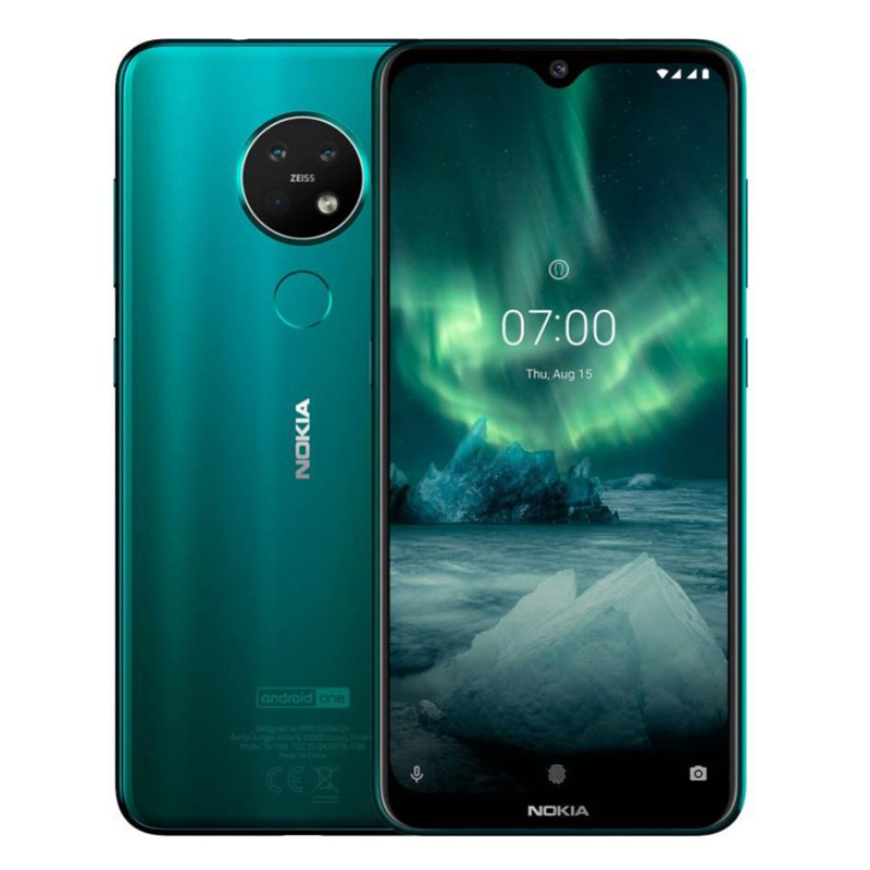 Nokia 7.2 - Coque / housse personnalisée
