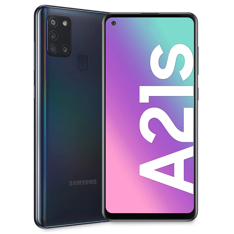 Galaxy A21S - Coque / housse personnalisée
