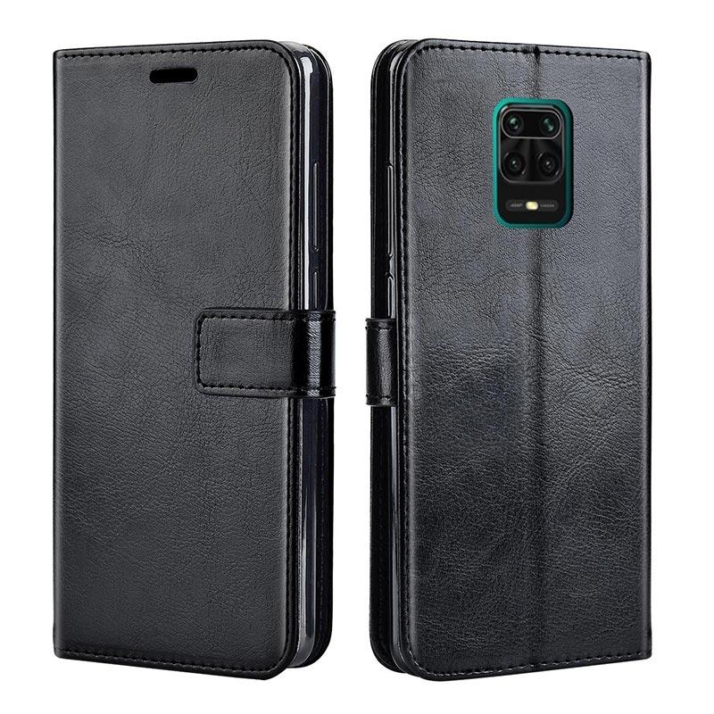 Housse portefeuille Redmi Note 9S / 9 Pro