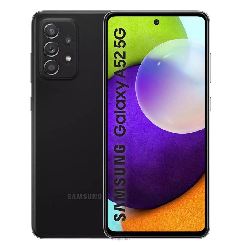 Galaxy A52 - Coque / housse personnalisée
